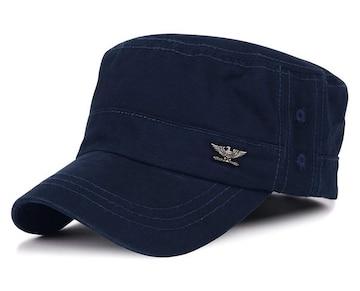 ワークキャップ 帽子 無地 A-NV