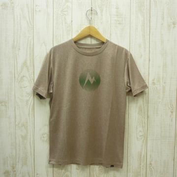 即決☆マーモット特価MARKロゴ半袖Tシャツ CYY/Mサイズ 新品
