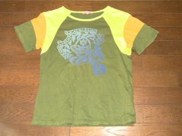 良好!140�p カステルバジャック Castelbajac 半袖Tシャツ �B