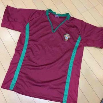 新品◆ポルトガル◆サッカーシャツ◆ネーム入TATSUYA