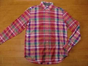 J.CREW ジェイクルー BDシャツ USA−Mサイズ