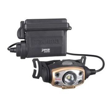 タジマ LEDヘッドライトE501Dセット LE-501D-SP ゴールド