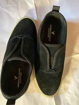 American Eagle 靴 アメリカンイーグル スリッポン スニーカー