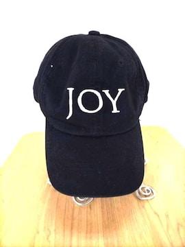 MISBHV(ミスビヘイブ)JOY 刺繍キャップキャップ帽子