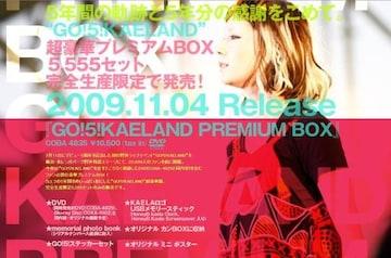 [新品]木村カエラLIVE DVD GO!5!KAELANDPREMIUMBOX[限定版/限定盤]
