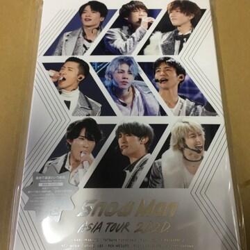 即決 Snow Man ASIA TOUR 2D.2D. 通常盤/初回限定仕様 DVD 新品