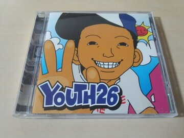 YOUTH26 CD「YOUTH26」福島パンクバンド●
