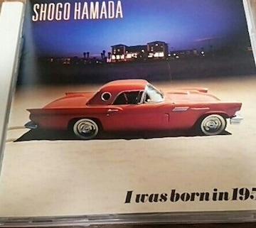 CD 浜田省吾 愛の世代の前に 帯なし 歌詞カード書き込みあります