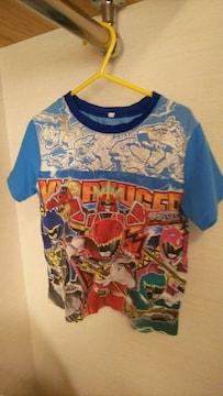 獣電戦隊キョウリュウジャー☆キッズTシャツ☆110サイズ子供服