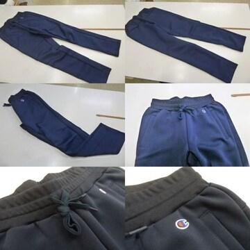 XXL 紺)チャンピオン★ラップエアドライパンツ C3HS231 軽量パンツ 裾ゴム