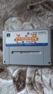 ☆スーパーファミコン☆SFC ジャムズ☆