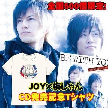 SOUL☆FRANKY梅しゃん&ジョイCD記念TシャツセットS