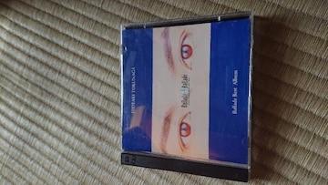 徳永英明  バラードベスト初期盤  2枚組  送料込み