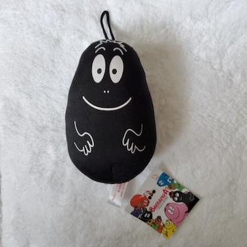 非売品 バーバパパ レア ぷにぷにぬいぐるみ 2006年タグ付