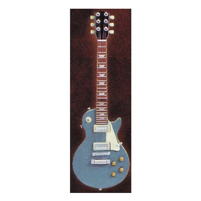 ギターメモリーズ Ver.2.0 GUITAR MEMORIES レスポール(コバルトブルー) フィギュア  < ホビーの