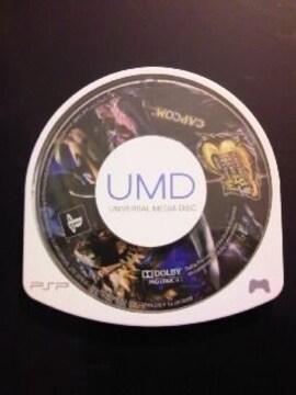 PSP[モンスターハンターポータブル3rd]ソフトのみ/動作確認済み