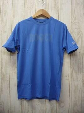 即決☆マーモット 特価 ドライクライムロックTシャツ BLU/L 新品