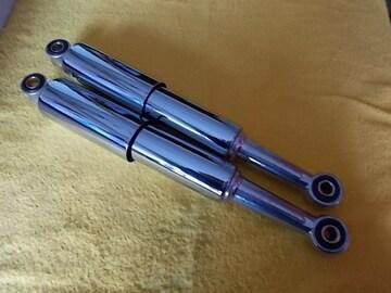 スーパーカブ C50 リアサス メッキ 新品