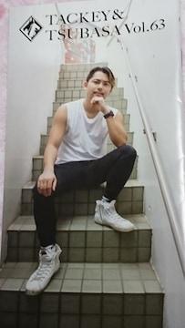 タッキー&翼  ☆  ファンクラブ会報vol.63