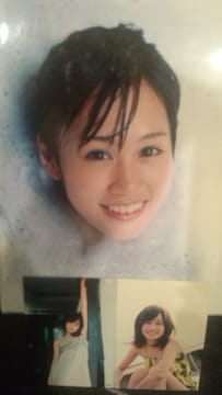 激安!超レア!☆元AKB48/前田敦子ファースト写真集/はいっ。☆生写真付!