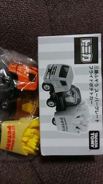 トミカ非売品 三菱ふそうスーパーグレートフライドポテトカー 新品