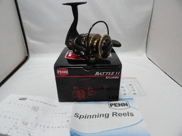 世界のPENN!フルメタルBATTLE�U バトルBTL�U4000新品 ジギング