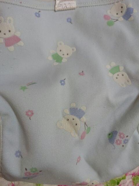 オムツカバー、パンツ4枚まとめ売り < キッズ/ベビーの