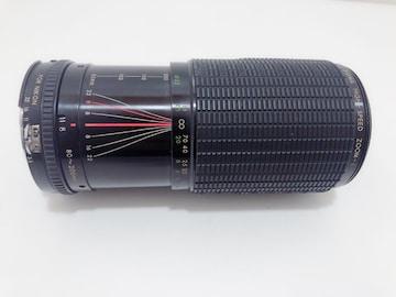 Z165 SIGMA HIGH-SPEED ZOOM f=80-200mm F=3.5~4 ズームレンズ
