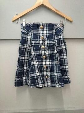 CECIL Mc BEE☆チェック柄スカート
