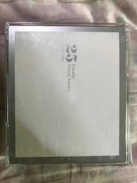 安室奈美恵3CD DVDは有りません ケースに破損有り