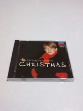 <送無>アンソニー・ウェイAnthony Way国内盤美*クリスマス21曲