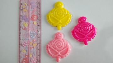 ☆プラパーツ☆ヒスミニ☆3色set☆