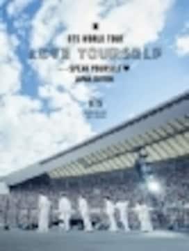 即決 BTS WORLD TOUR 'LOVE YOURSELF 2Blu-ray 初回盤 新品