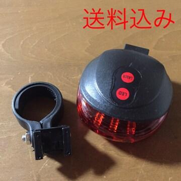 送料込み  LEDテールライト  赤