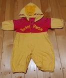 ディズニー★Baby Pooh★なりきりプーさん★ロンパース★50〜70cm