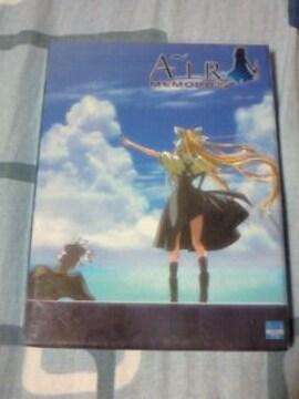 DVD AIR MEMORIES 初回限定版 原作・key