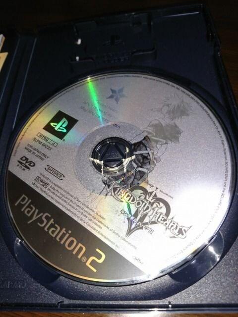 PS2!箱説あり!キングダムハーツ2!ソフト! < ゲーム本体/ソフトの