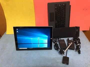 Microsoft Surface Pro3 SSD 128GBWindows10 officeフルセット