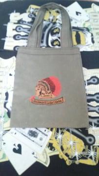 Indianミニトートバッグ�憧ンディアンバイカーアメカジクリームソーダロカビリー