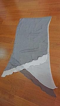 【美品!!】デザインスカーフ