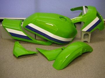 ZRX400塗装用マスキングステッカー�A