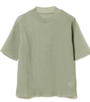 レディース  ハイネック Tシャツ