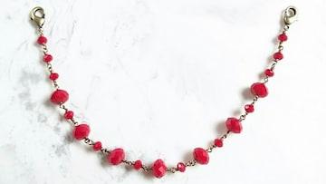 *紅硝子の羽織紐* 16032