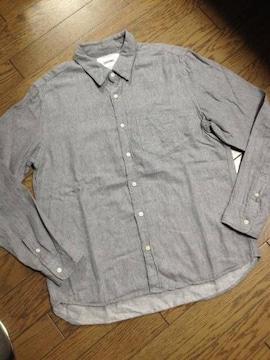 美品CIAO PANIC シャツ グレー チャオパニック