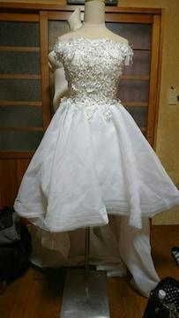 オフショル 高級ドレス