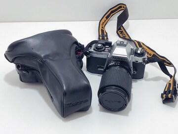 Z139 Nikon ニコン FG-20 +Tokina RMC 35-105mm レンズ 美品