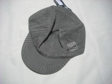 mn15 男 BILLABONG ビラボン ニット野球帽 L-XLサイズ カーキ
