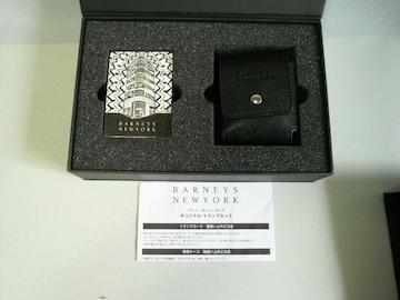 BARNEYS NEWYORK 「オリジナルトランプセット」(B6)