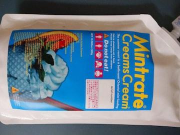 CreamsCream クリームズクリーム ミントラーテ 泡立たない全身洗