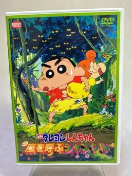 DVD  映画クレヨンしんちゃん  嵐を呼ぶジャングル